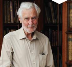 Emeritus Honorary Professor Michael Feast.
