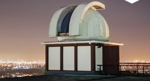 The Tony Fairall Teaching Observatory.